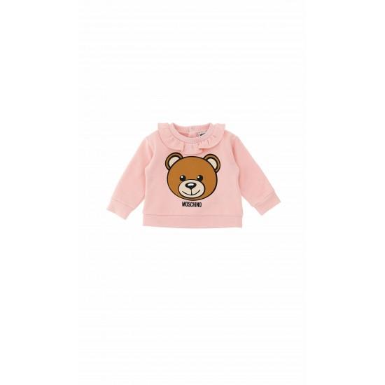 Moschino pink jumper
