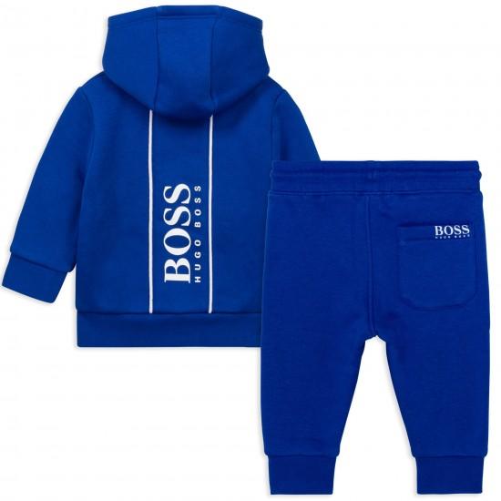 Hugo Boss electric blue Tracksuit