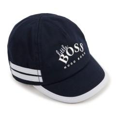 Hugo Boss navy blue cap