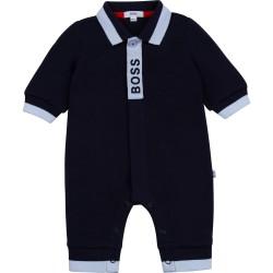 Hugo Boss navy blue all in one