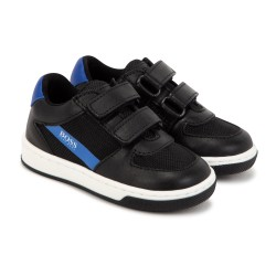 Hugo Boss black trainers