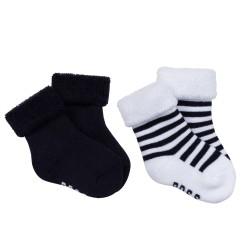 Hugo Boss navy blue sock - 2 pack