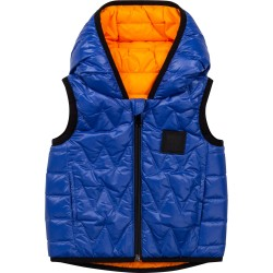 Hugo Boss sleeveless puffer jacket