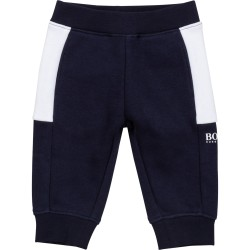 Hugo Boss navy blue joggers