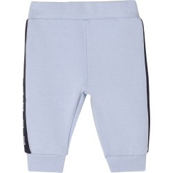 Hugo Boss pale blue jogging bottoms