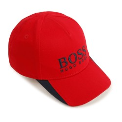 Hugo Boss red cap