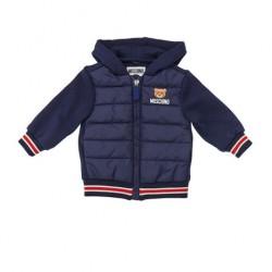 Moschino navy blue jacket