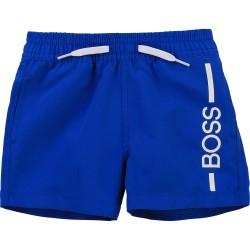 Hugo Boss blue swim shorts