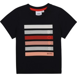 Hugo Boss navy blue T-shirt