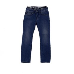 Emporio Armani light blue jeans