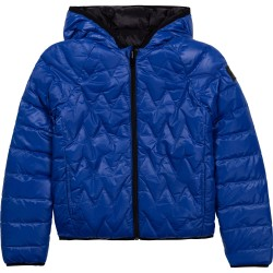 Hugo Boss reversible puffer jacket