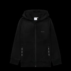 Hugo Boss black zip up top