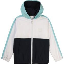 Hugo Boss unique hooded zip up