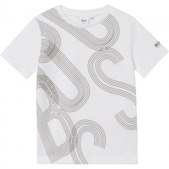 Hugo Boss white t-shirt