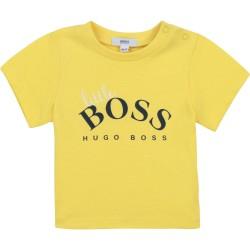 Hugo Boss little boss Yellow t-shirt