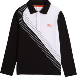Hugo Boss black polo top