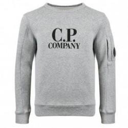 CP Company grey sweatshirt