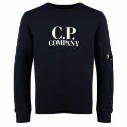 CP Company black sweatshirt