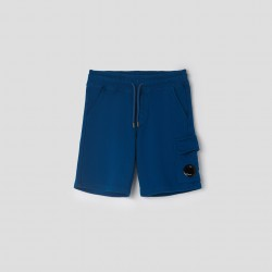 CP Company blue shorts