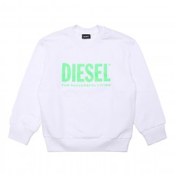 Diesel white sweatshirt