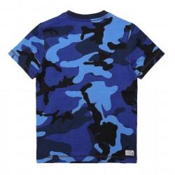 Diesel blue t-shirt