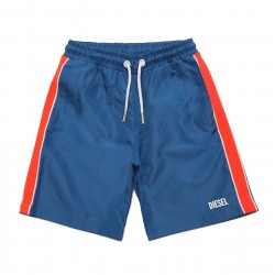 Diesel bright blue shorts