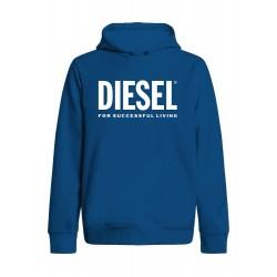 Diesel blue sweatshirt