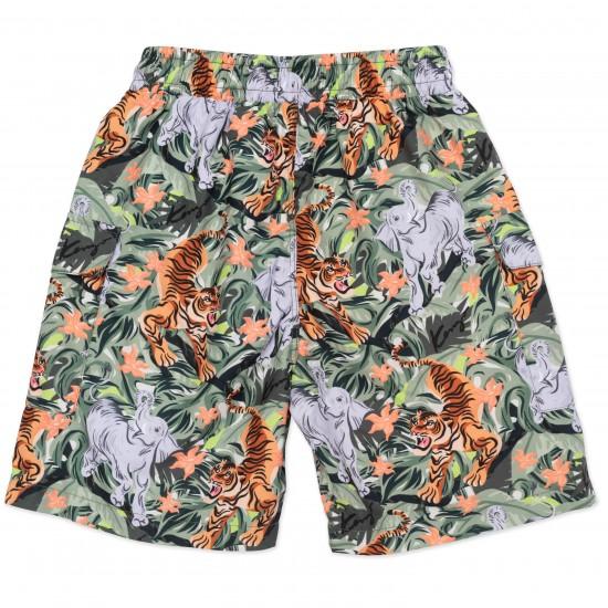 Kenzo jungle swim shorts