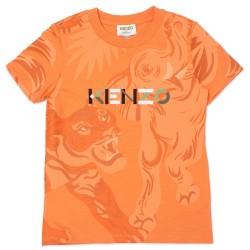 Kenzo orange t-shirt