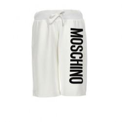 Moschino white shorts