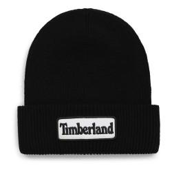 Timberland black pull on hat