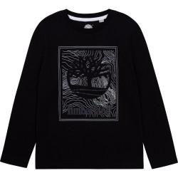 Timberland black long sleeve t-shirt