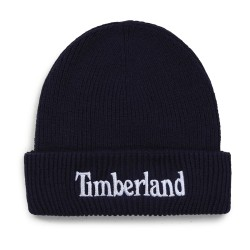 Timberland navy blue pull on hat