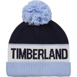 Timberland pale blue pull on hat