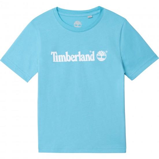 Timberland turquoise t-shirt