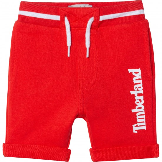 Timberland red shorts