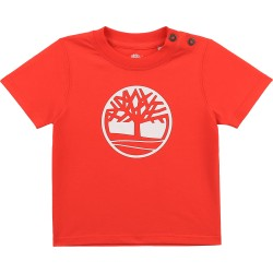 Timberland red t-shirt