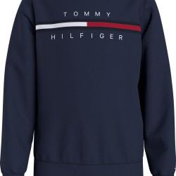 Tommy Hilfiger navy blue sweatshirt