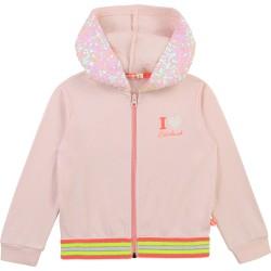 Billieblush pink hoodie
