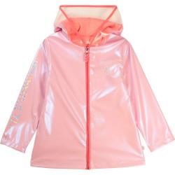 Billieblush pink raincoat