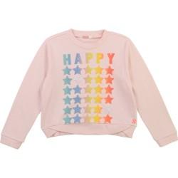 Billieblush pale pink sweatshirt