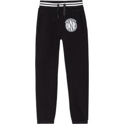 DKNY black jogging bottoms