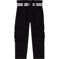 DKNY black trousers