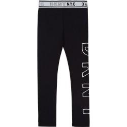 DKNY black leggings