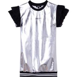 DKNY light grey dress