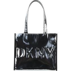 DKNY silver bag