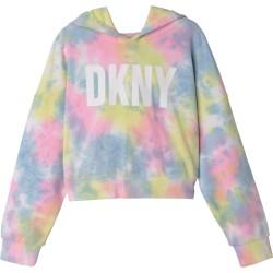 DKNY hooded sweatshirt