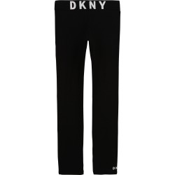 DKNY black leggings