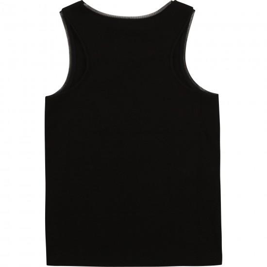 DKNY black tank top