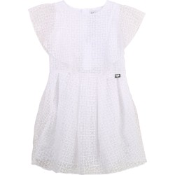 Karl Lagerfeld white dress